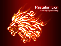 Rastafari Lion